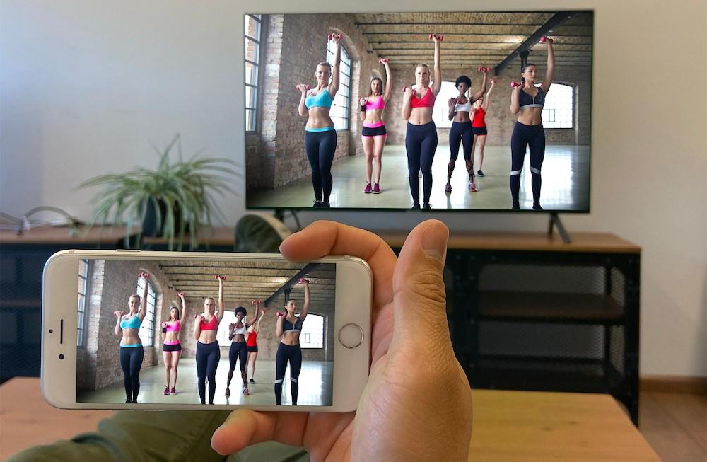 mirror vimeo on tv